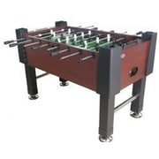 Berner Billiards The Player Foosball Table; Mahogany