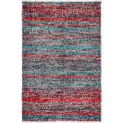 Fab Habitat Estate Hand-Woven Multi-Colored Indoor/Outdoor Area Rug; 4' x 6'