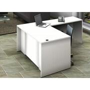 OfisLite Desk Shell; White