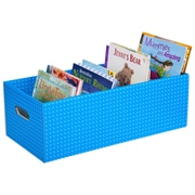 Classroom Innovations LLC Teacher Tote Box; Blue