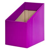 Classroom Innovations LLC Book Box (Set of 5); Purple
