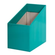 Classroom Innovations LLC Book Box (Set of 5); Turquoise