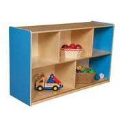 Wood Designs 30''H x 48'' W x 15''D Mobile Storage Units (13000B)