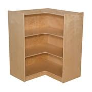 Wood Designs 38''H x 29.44''W x 15''D Corner Storage (990509)