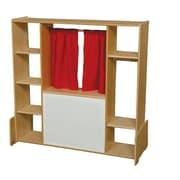 Wood Designs 46.75''H x 48''W x 18''D Storee Center (990667F)