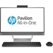 HP-PC de table V8Q00AA#ABL 23,8 po Touch tout-en-un 24-A039, Intel Core i7-6700T 3,6GHz, RAM 8Go, SATA 1To, Windows 10 Fam. 64