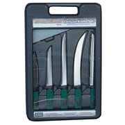 Sportsman Series 300324 Knife Set 6 Piece with Storage Case (300324)
