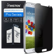 Insten Privacy Filter Screen Protector For Samsung Galaxy SIV S4 i9500 (1089778)