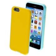 "Insten Hybrid Hard Shockproof Advanced Armor Case for Apple iPhone 6 6S 4.7"" - Yellow/Teal Green (1938437)"