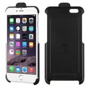 Insten Hard Case w/Holster Stand For Apple iPhone 6 Plus - Black (2002775)