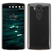 Insten Ultra Thin TPU Rubber Gel Cover Case For LG V10 - Smoke (2185219)