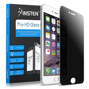 """Insten Privacy Filter Anti-Spy Tempered Glass Screen Protector For Apple iPhone 6 6s 4.7"""" Shatter-Proof LCD Film Guard (2126122)"""
