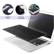 "Insten Multi-functional Mouse Pad (Act as Screen Protector Cleaning Cloth) (10.8 x 6.3"") (2208926)"