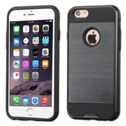 "Insten Slim Hybrid Dual Layer Shockproof Case for iPhone 6s Plus / 6 Plus 5.5"" - Black (2185427)"