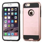 "Insten Slim Hybrid Dual Layer Shockproof Case for iPhone 6s Plus / 6 Plus 5.5"" - Rose Gold/Black (2185429)"