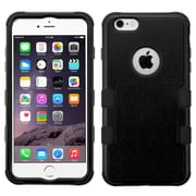 "Insten 3-Layer Hybrid Protective Hard Case Cover for iPhone 6s Plus / 6 Plus 5.5"" - Black (2178071)"