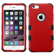 "Insten 3-Layer Hybrid Protective Hard Case Cover for iPhone 6s Plus / 6 Plus 5.5"" - Red/Black (2178077)"