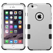 "Insten 3-Layer Hybrid Protective Hard Case Cover for iPhone 6s Plus / 6 Plus 5.5"" - Gray/Black (2178078)"
