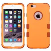 "Insten Hybrid 3-Layer Hard PC Outer/Silicone Inner Case for iPhone 6s Plus / 6 Plus 5.5"" - Yellow/Orange (2186280)"