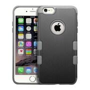 """Insten Premium Hybrid Tough Dual-Layer Impact Resistant Case for iPhone 6s Plus / 6 Plus 5.5"""" - Gray (2011455)"""
