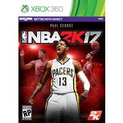 Take-Two NBA 2K17, Xbox 360