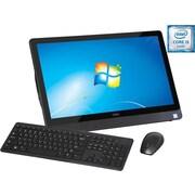 Dell – Ordi de bureau tout-en-un Inspiron 24 3000, 23,8 po, Intel Core i5-6200U 2,30GHz, RAM 8Go, dd 1To, Windows 10