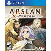 Arslan Warriors Of Legend, PlayStation 4