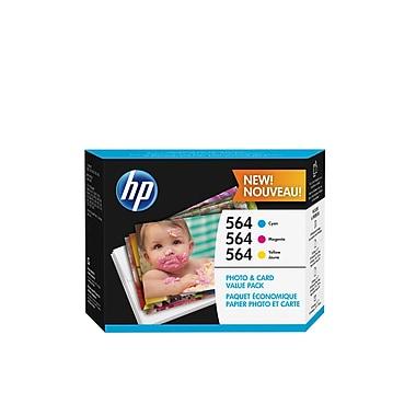 HP 564 85-Sheet Photo Value Pack (J2X80AC#140)