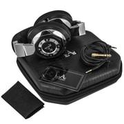 A-Audio Legacy HD Active Noise Cancelling Over-Ear Headphones - Liquid Chrome