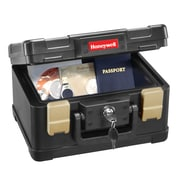 Honeywell 0.15 cu ft / Waterproof 1/2 Hr. UL Fire Document Chest