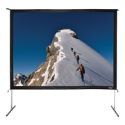 Hamilton Buhl™ BFF-81108 Quick Release Video Projector Screen, 135""