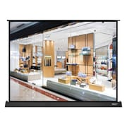 Hamilton Buhl™ TT504 Pull Up Tabletop Video Projector Screen, 50""