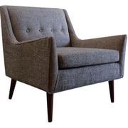 Gingko Home Furnishings Rex Armchair; Mineral