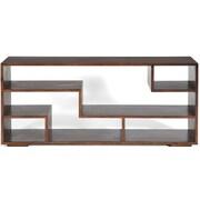 Gingko Home Furnishings Tao Long 26'' Accent Shelves Bookcase