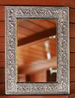 Novica Rapture Wall Mirror; 22.5'' H x 16.5'' W x 1.2'' D WYF078279259614