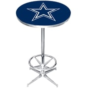 Imperial NFL Pub Table; Dallas Cowboys
