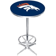 Imperial NFL Pub Table; Denver Broncos