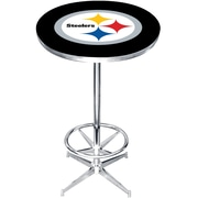 Imperial NFL Pub Table; Pittsburgh Steelers