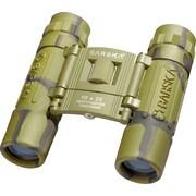 Barska 10x25 Lucid View Camo Binoculars, Blue Lens (AB10119)