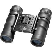 Barska 8x21 Style Compact Binoculars, Blue Lens (AB10212)
