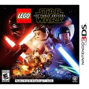 Lego Star Wars: The Force Awakens, 3DS