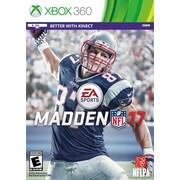 EA Madden NFL 17, Xbox 360