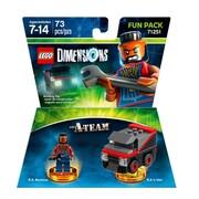 LEGO Dimensions Fun Pack, The A-Team, B.A. Baracus (883929529780)