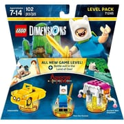 LEGO Dimensions Level Pack, Adventure Time (883929529674)