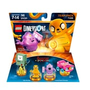 LEGO Dimensions Team Pack, Adventure Time (883929529681)