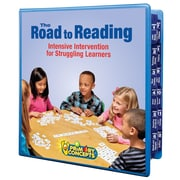 Primary Concepts The Road to Reading: Program Binder & CD (3935)