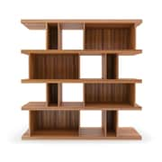 Kure 70'' Accent shelves Bookcase
