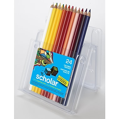 Prismacolor Scholar Colored Pencils, 24 Pack