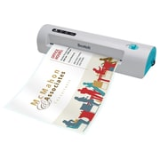 "3M Scotch® TL-901C Thermal Laminator, 9""(W), Gray, Up to 5 mil (T) Pouch"