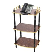 Uniquewise Multi-Tiered Telephone Table